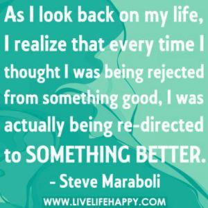 Redirection for the better